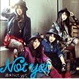 【特典生写真無し】週末Not yet (DVD付)(Type-A) Not yet (CD2011)Single