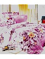 Birde Romantic Design Double Bedsheet Set