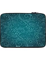 "Snoogg 13"" inch to 13.5"" inch to 13.6"" inch Laptop Notebook Slipcase Sleeve Soft Case Carrying Case for Macbook Pro Acer Asus Dell Hp Sony Toshiba"