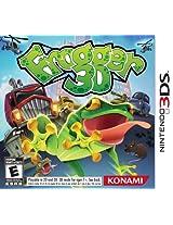 Frogger (Nintendo 3DS) (NTSC)