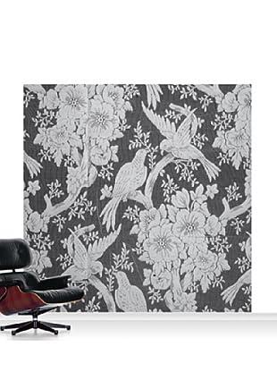 Warner Textile Archive Antoinette Mural, Standard, 8' x 8'