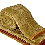 Double Bed Mink Blanket Bed Sheet. 220*240 cms.(approx)