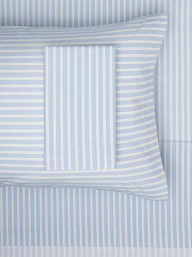 Tommy Hilfiger Hydrangea Petals Sheet Set (Blue)