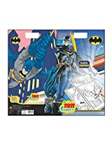 Sunshine - My First Coloring Set BATMAN and LOONEY TUNES - 20 PACKS -Birthday Return Gifts, Party Return Gifts, Party Favor, Return Gift