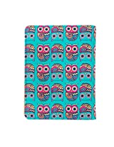 Owls Of India Passport Holder - Py/Pu