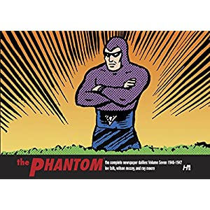 The Phantom: Volume Seven: The Complete Newspaper Dailies (Phantom: the Complete Newspaper Dailies)