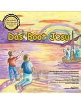 Das Boot des Jesus: Das offizielle Kinderbuch des Boots des Jesus (German Edition)