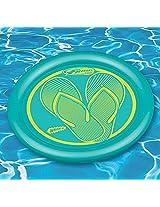 Jumbo Frisbee Pool Float Ride On Inflatable Water Toy