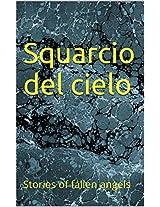 Squarcio del cielo: Stories of fallen angels (Italian Edition)