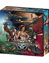 Metal Adventures Board Game