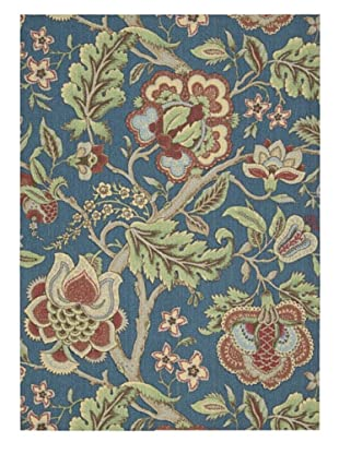 Waverly Imperial Dress Rug (Sapphire)
