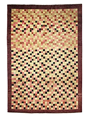 Bashian Rugs Hand Knotted One-of-a-Kind Pak Gabbeh Rug, Multi, 6' 3