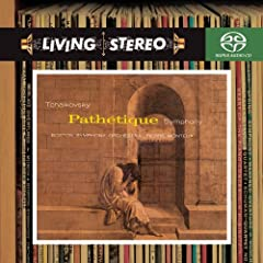 Symphony No 6 Pathetique (Hybr)