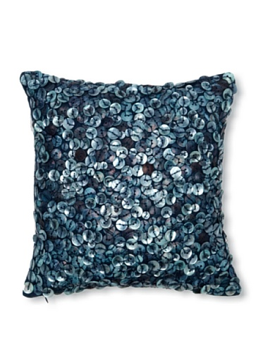 sOUP Home Button Shell Pillow Sham (Blue)