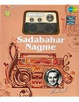SADABAHAR NAGME - MUKESH - MP3 CD
