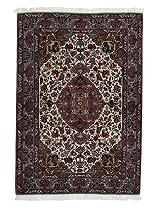 Darya Rugs Persian One-of-a-Kind Rug, Ivory, 3' 6