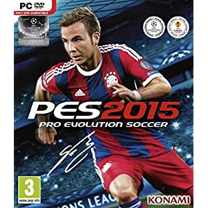 PES 2015: Pro Evolution Soccer (PC)