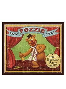 """Fozzie: Unbearably Funny, 23"""" x 19"""""""