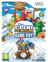 Club Penguin: Game Day (Nintendo Wii) (NTSC)