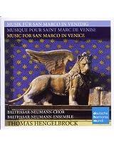 Musik für San Marco in Venedig/Music For