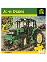 1000-Piece John Deere Mosiac Puzzle Art by NA