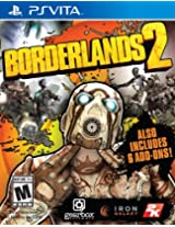 Borderlands - 2 (PS Vita)