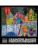 2012 Hundertwasser Grid Calendar