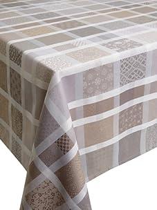 Garnier Thiebaut Mille Ladies Tablecloth (Argile)