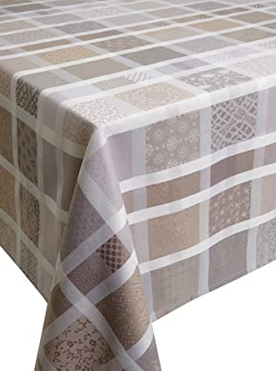 Garnier-Thiebaut Mille Ladies Tablecloth (Argile)