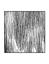Leaf Designs Pencil Sketch Trivets - Set Of 6