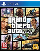 Grand Theft Auto V (PS4) By Rockstar