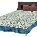 Beautiful Jaipuri 100% Cotton Single Bed Covers