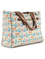 Pink Lining Bramley Tote Bag, Birdcage