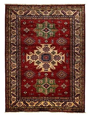Darya Rugs Shirvan Oriental Rug, Rust, 6' 10