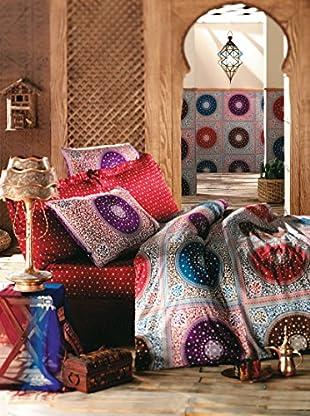Sarev Bettwäscheset Satin Arabesque V2 (mehrfarbig)