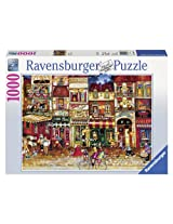 Ravensburger Puzzles Streets of France, Multi Color (1000 Pieces)