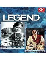 Legend, Audio CD