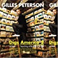 GILLES PETERSON DIGS AMERICA II オムニバス、スティーブ・パークス、ギャップ・マンジョーネ、 レヴェリ (CD2007)