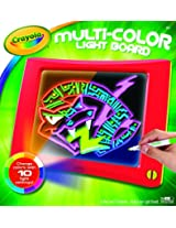 Crayola, Multi-Color Light Board, Art Tools, Electronic, Lights and Motion