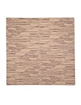 Tadpoles Wood Grain Playmat Set, Light Oak/Natural