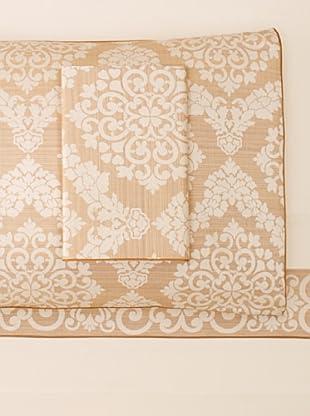 Garnier-Thiebaut Octavie Sheet Set, Naturel, Queen