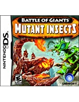 Battle of Giants: Mutant Insects (Nintendo DS) (NTSC)