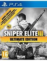 Sniper Elite III: UE (PS4)
