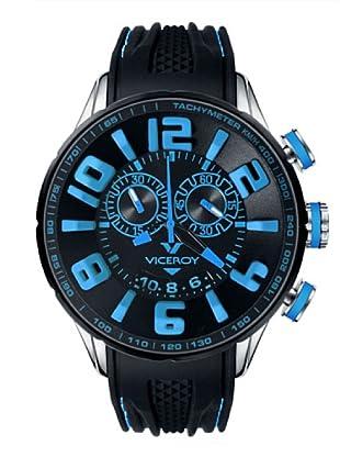Viceroy 432109-35 - Reloj cronógrafo unisex de cuarzo con correa de caucho