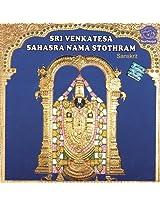 Sri Venkatesa Sahasranama Stothram