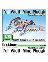 Def Model 1:35 Mine Plough Pearson Engineering Ver. Kit Resin #Dm35057