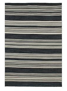 Jaipur Rugs Sanibel Flat Weave Rug (Ebony)