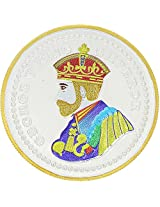 LGW George V King 24 kt Silver Precious Coin 999 purity fineness 20 Gram