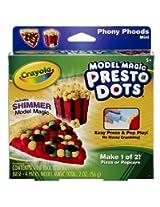 Crayola Model Magic Presto Dots Pizza/Popcorn
