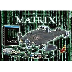 マトリックス・アルティメット・コレクション ネブカデネザル号付 Blu-ray Disc キアヌ・リーブス
